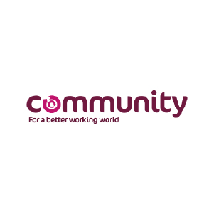 Community. For a better working world.