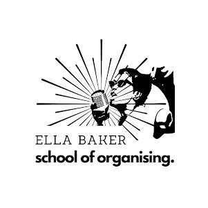 Ella Baker school of organising.